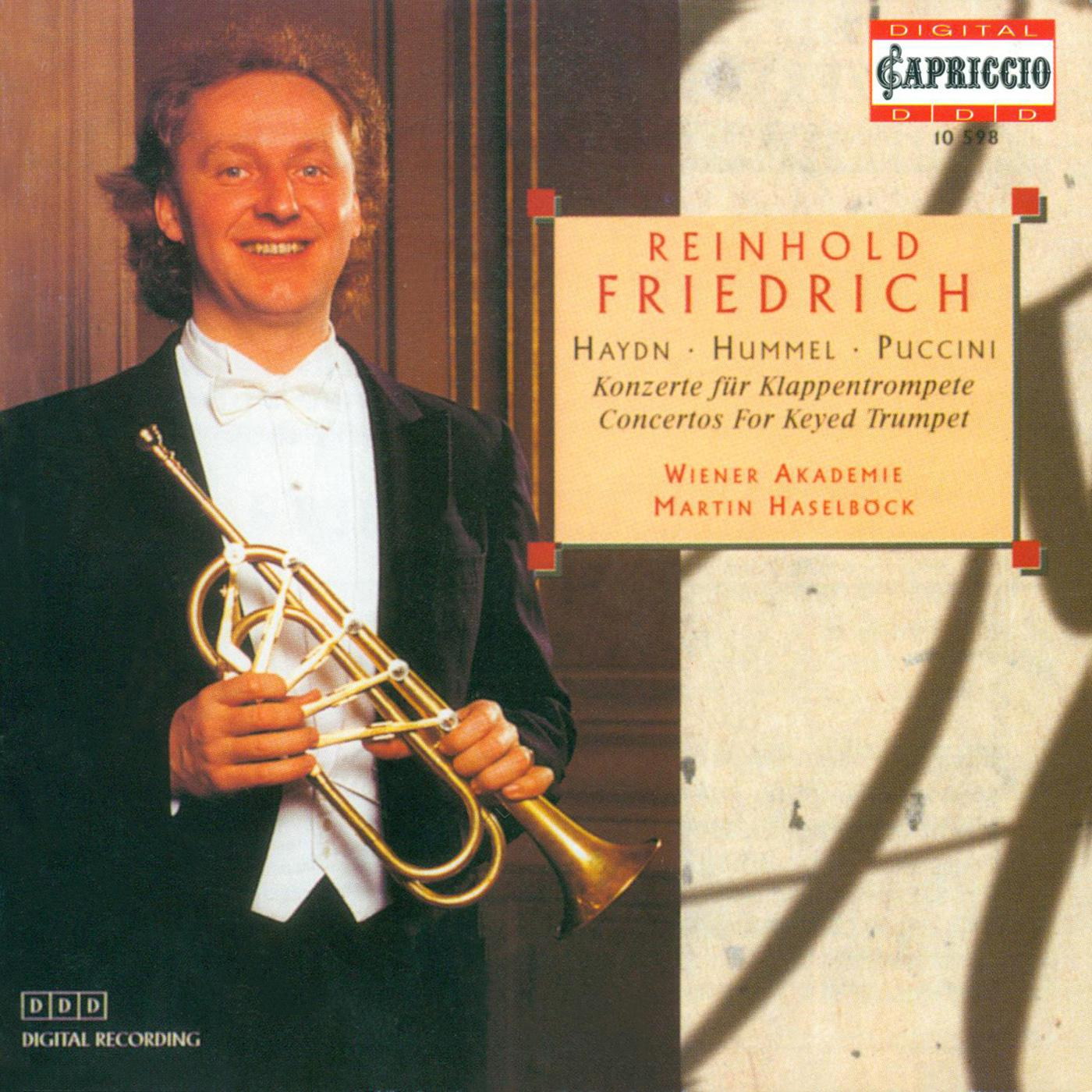 a report on the trumpet and brass chamber music repertoire on my lecture recital Shop the world's widest selection of george frideric handel trumpet sheet music period, repertoire, classroom, funeral, recital chamber music solid brass.