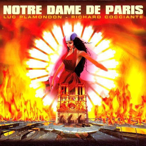 L'attaque de Notre-Dame-Notre Dame de Paris - Comédie musicale (Complete Version In French) 歌词完整版