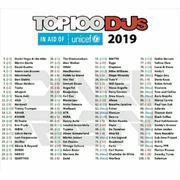 2019百大DJ TOP100