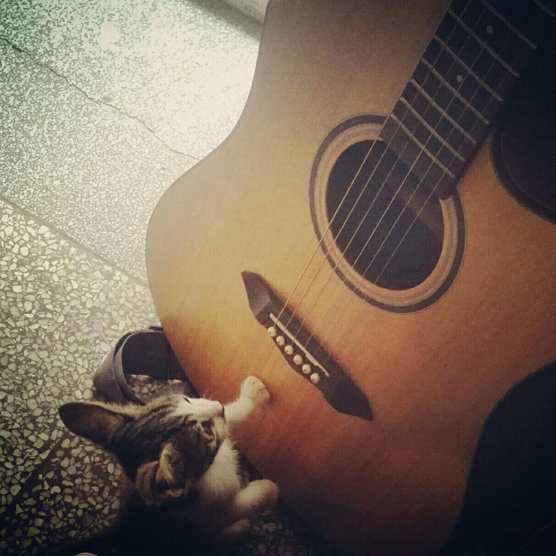 强军战歌 爵士版吉他指弹