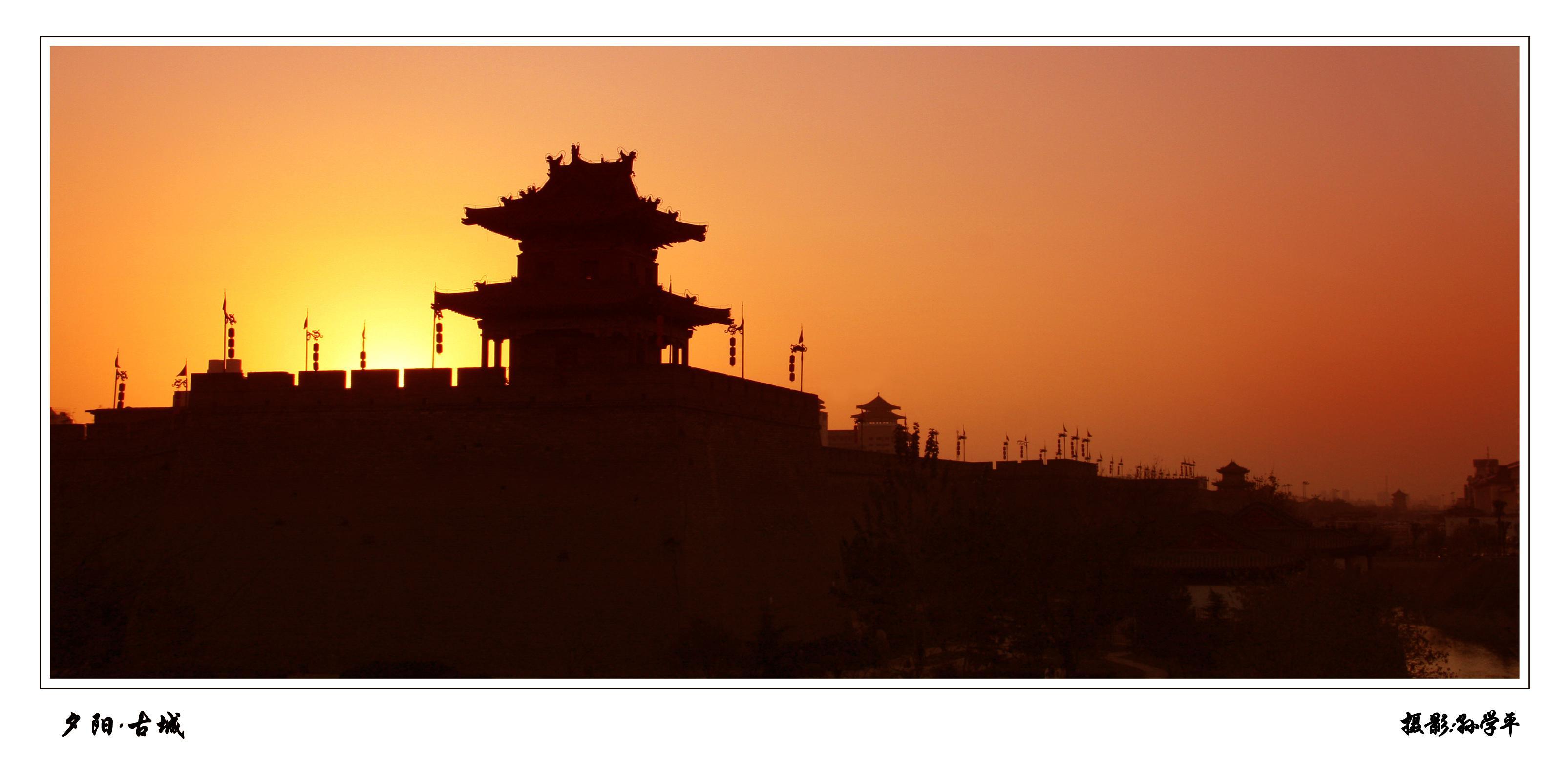 背景 壁纸 城楼 风景 旅游 天空 桌面 3210_1576
