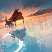 钢琴密语:凝成一曲夜的唯美乐章