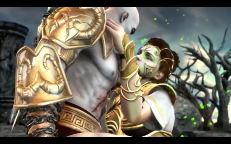 奥林匹斯之链:以《战神》的视角看希腊神话