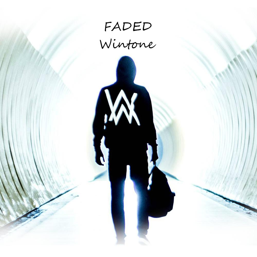 alan walker - faded (wintone remix)