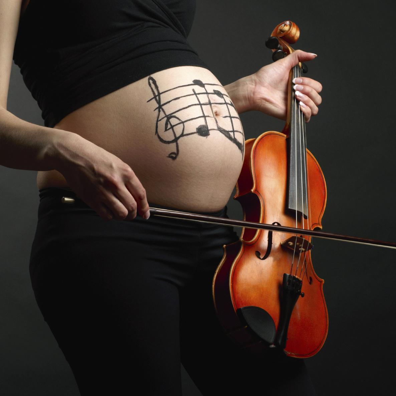 Лучшая музыка для беременных
