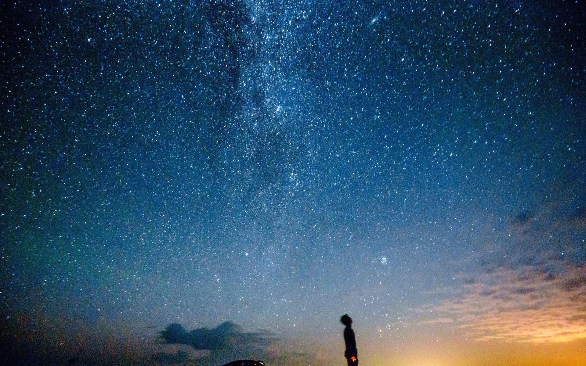夜空繁星(钢琴曲)