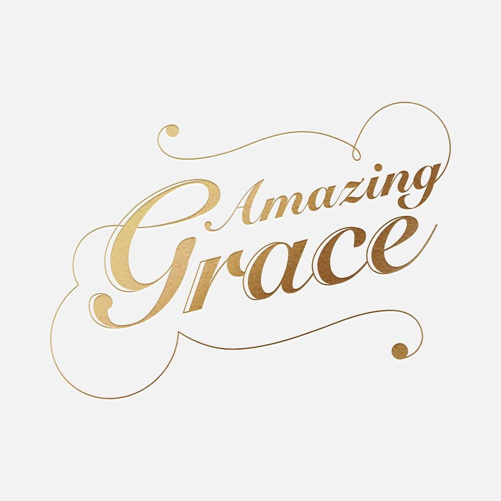 amazinggrace合唱谱