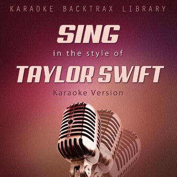The Moment I Knew Originally Performed By Taylor Swift Karaoke Version Karaoke Backtrax Library ō•æ›² ǽ'易云音乐