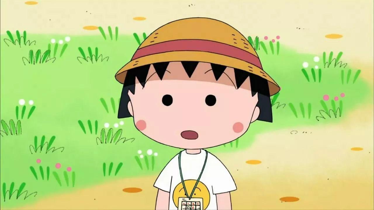 樱桃小丸子 的小女孩 她没有那么多的超能力 也没有优异的成绩和背景