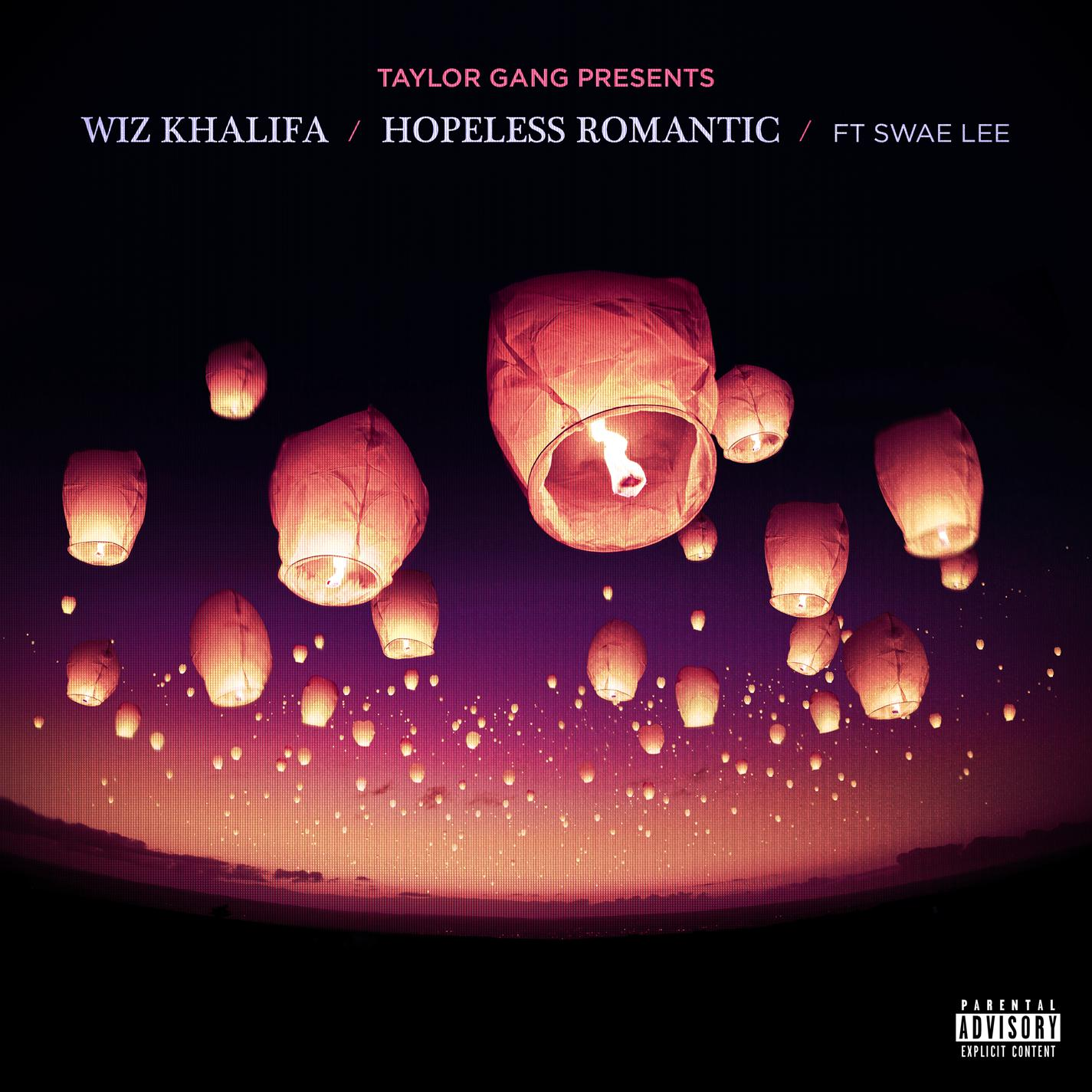 Wiz Khalifa - Hopeless Romantic (Ft. Swae Lee)  不用假音Swae Lee还是这么棒