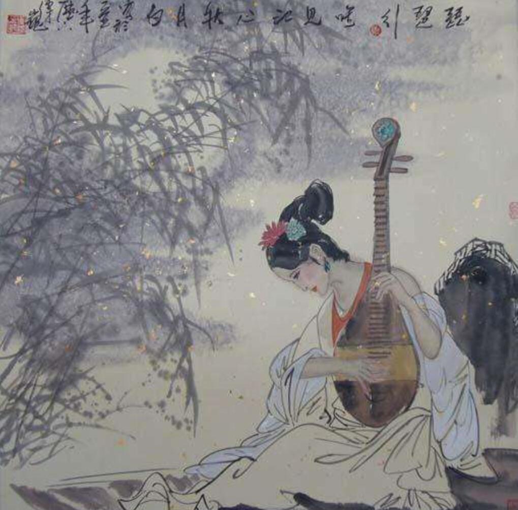 琵琶行(cover 奇然 / 沈谧仁)