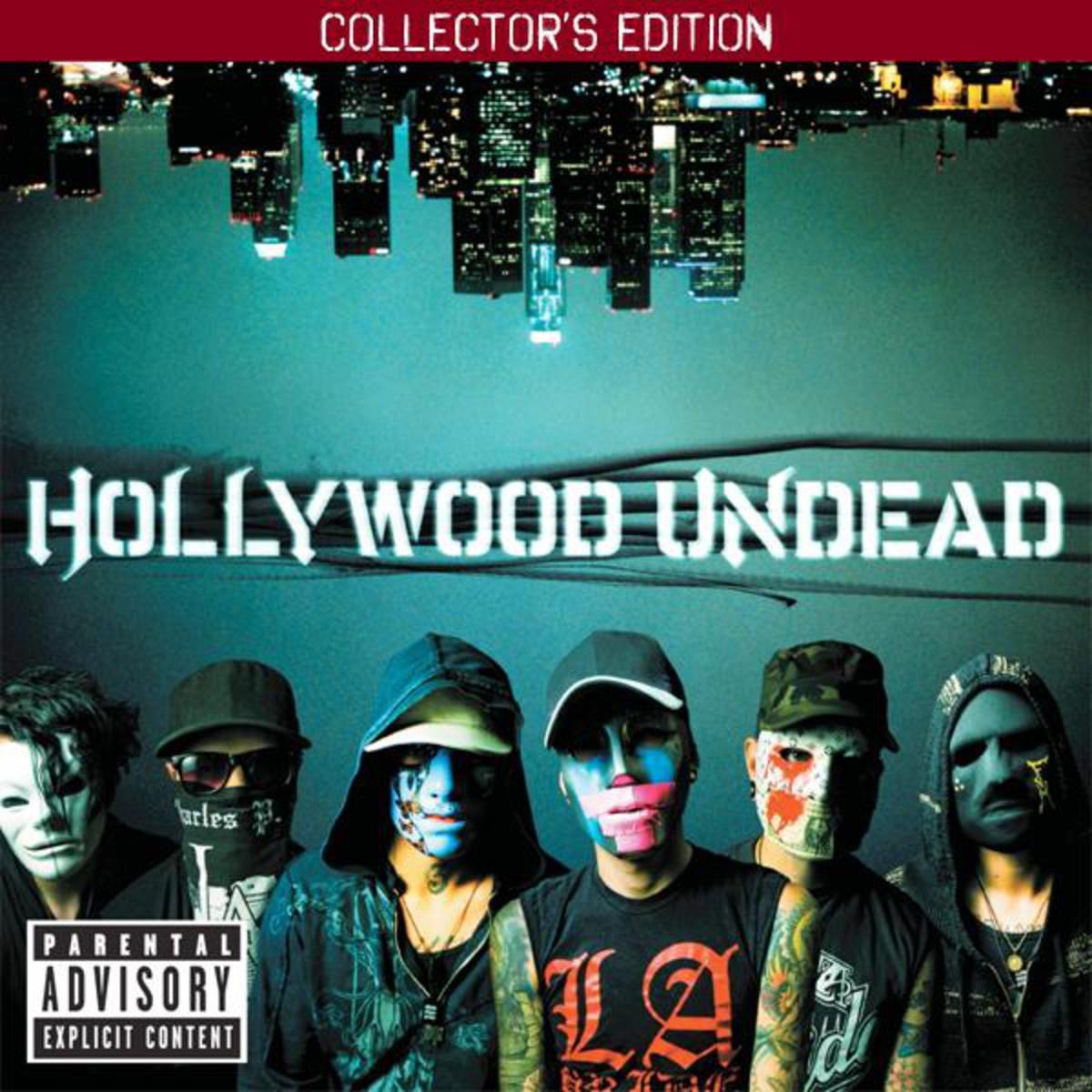 Картинки по запросу hollywood undead swan songs