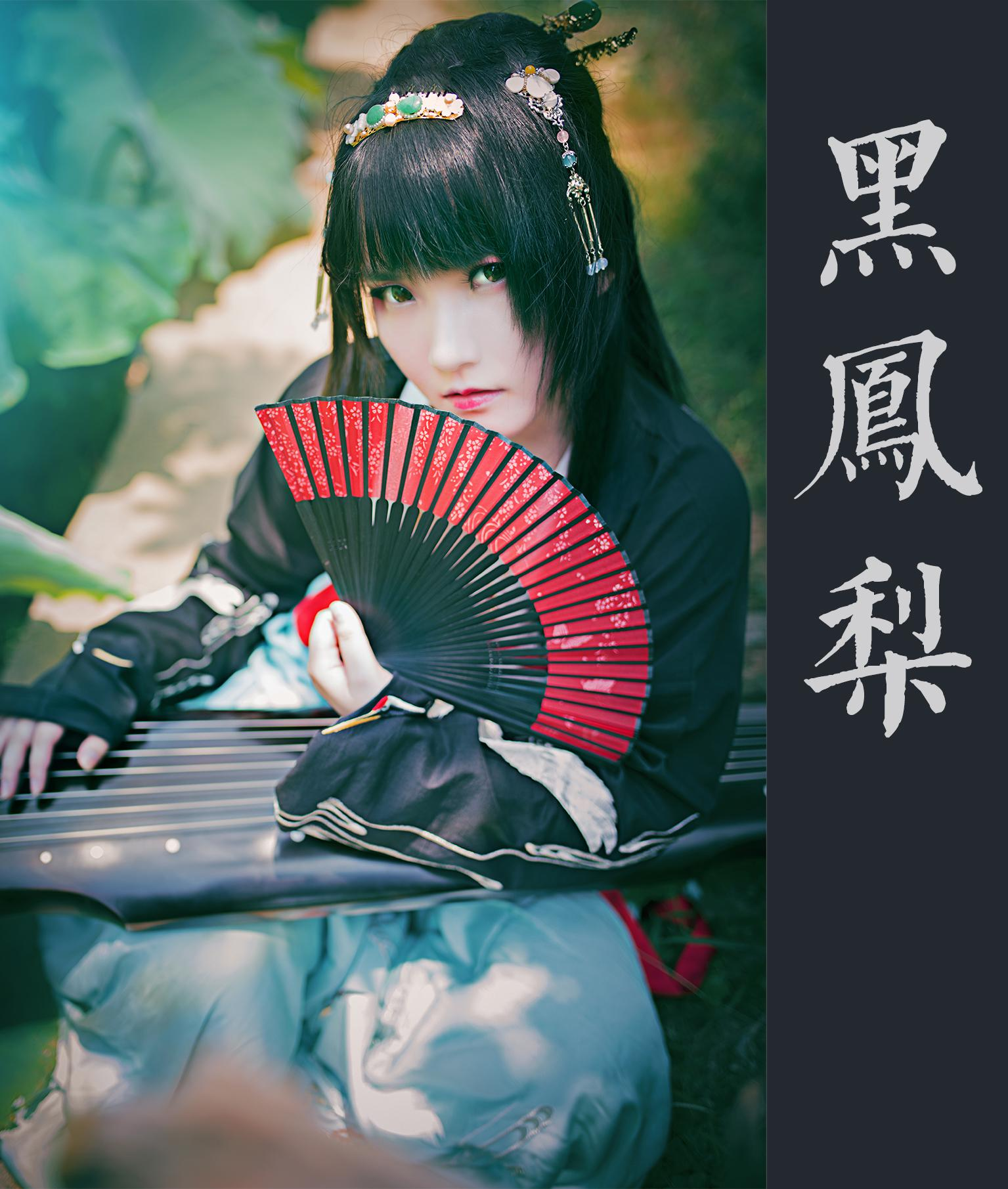 黑凤梨(电音版)(cover:洛天依)图片