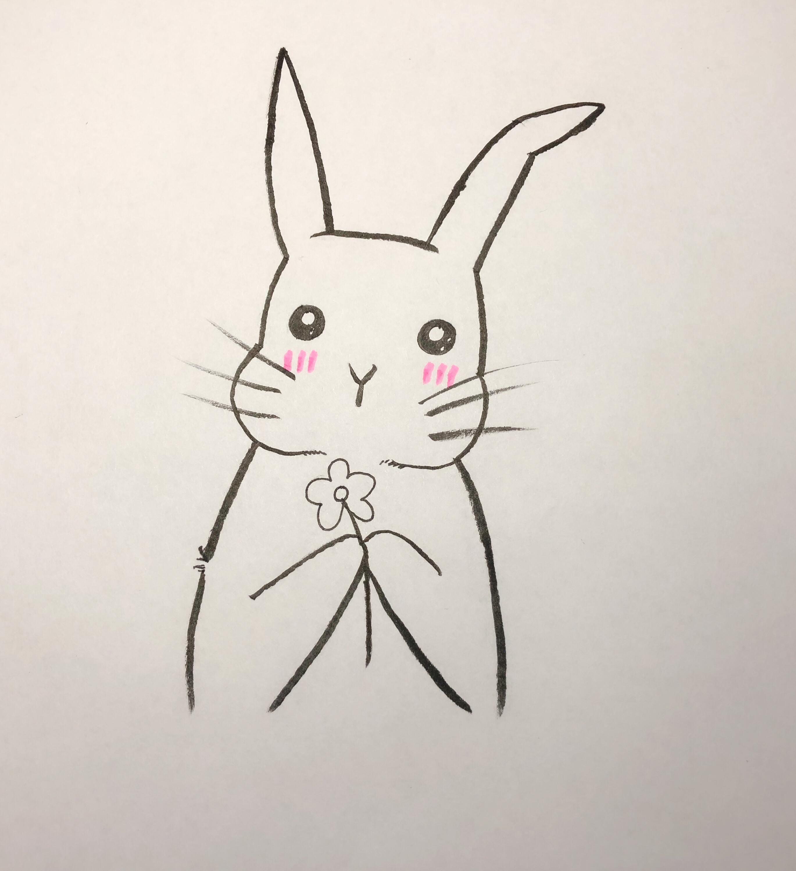 兔子先生手绘_兔子先生(cover:洛天依)