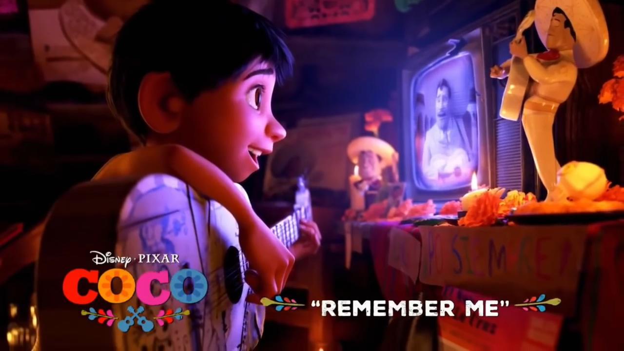 Remember Me(Cover 寻梦环游记) - 人衣大人