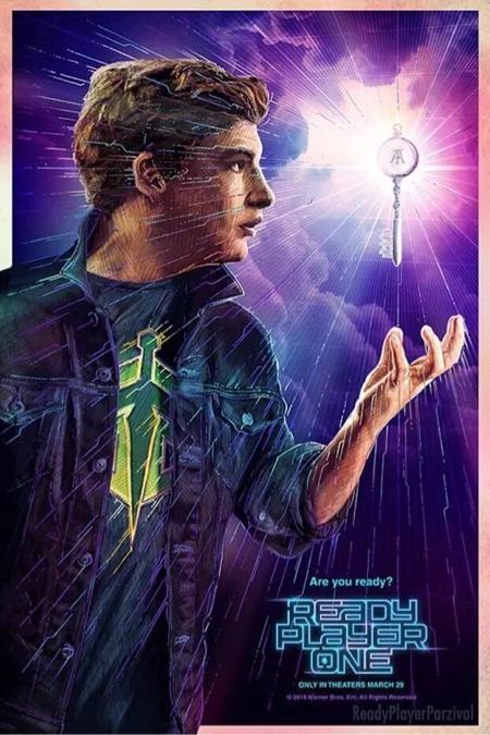 《头号电影》电影海报之一动画国产网络玩家图片