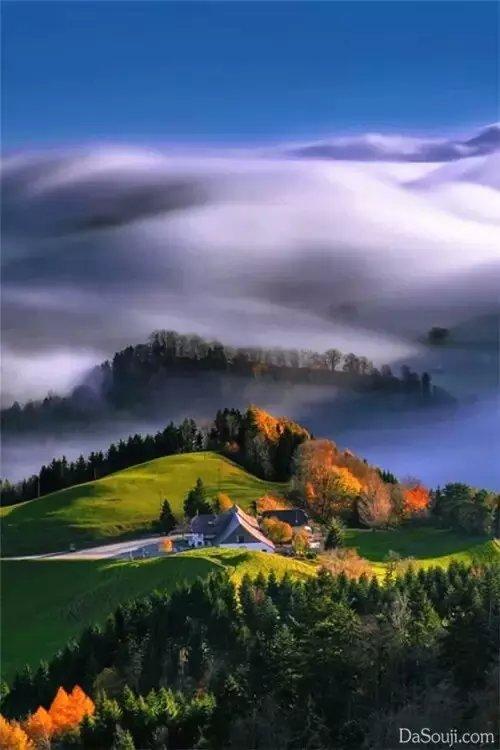 《故郷の原风景》 ,这样的音乐,是一种来自心灵深处的震颤,随着