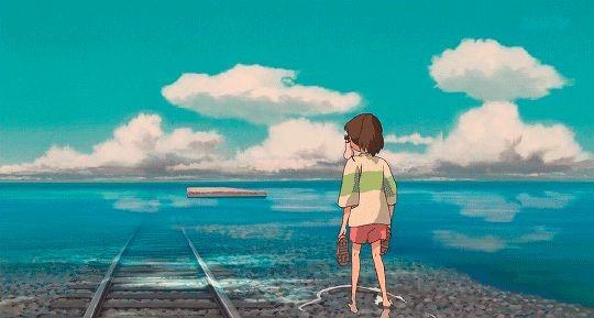 海边风景图片爱心