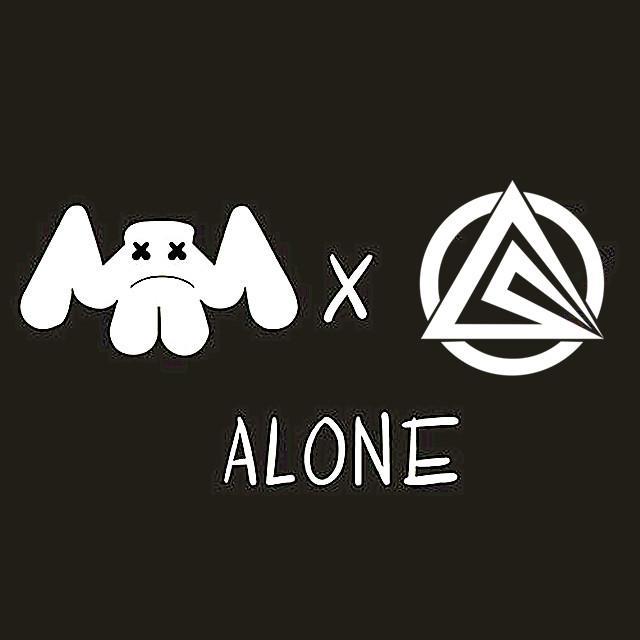 marshmello - alone(agl菜菜 remix)