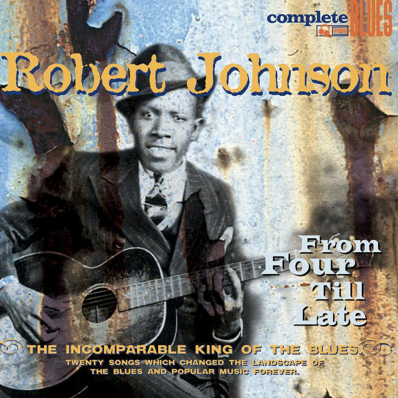 a compilation album by american blues musician named robert johnson