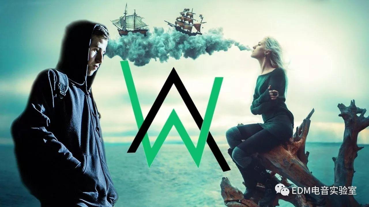 艾伦·沃克(alan walker) 新单 all falls down 正式发布