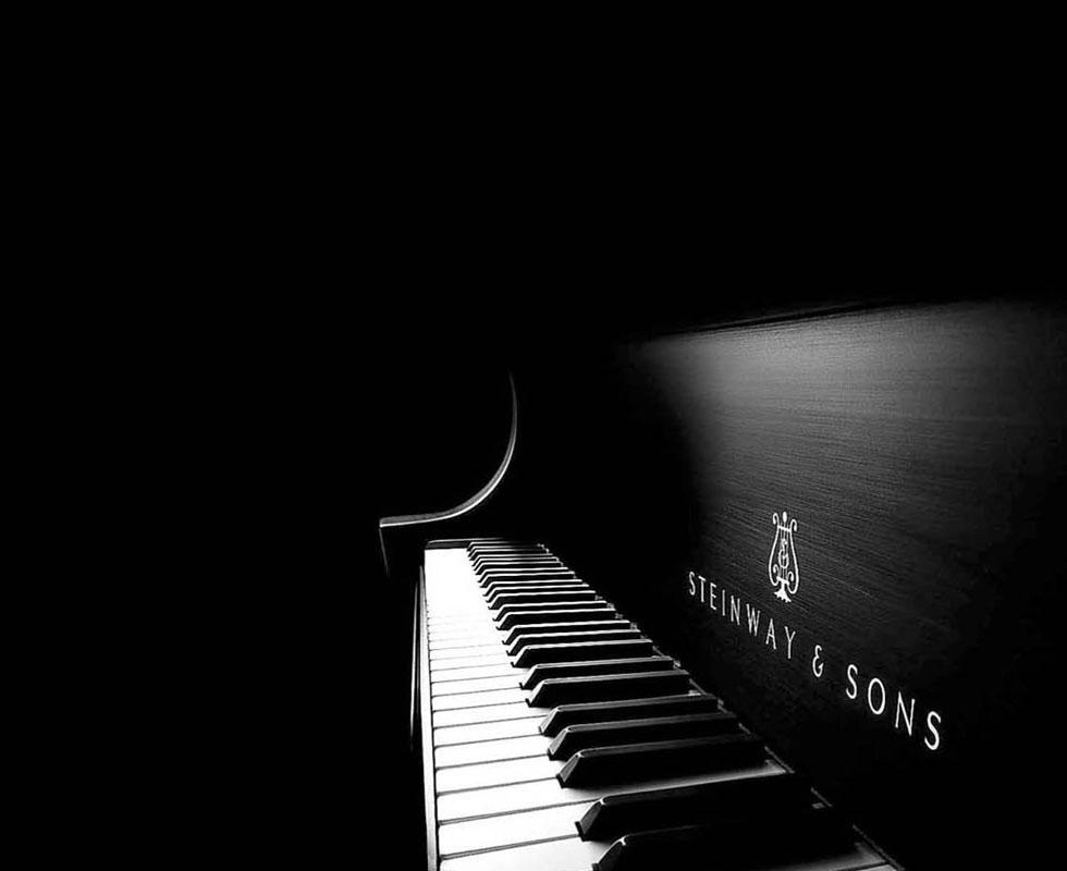 钢琴意境图片素材
