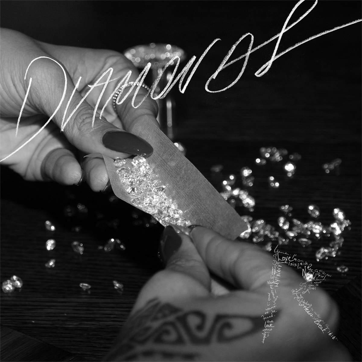 diamonds - rihanna - 网易云音乐