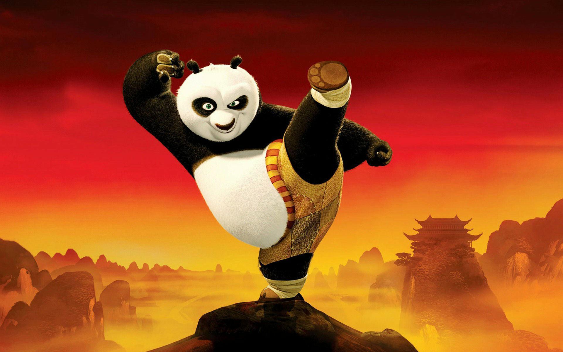 功夫熊猫[采样]