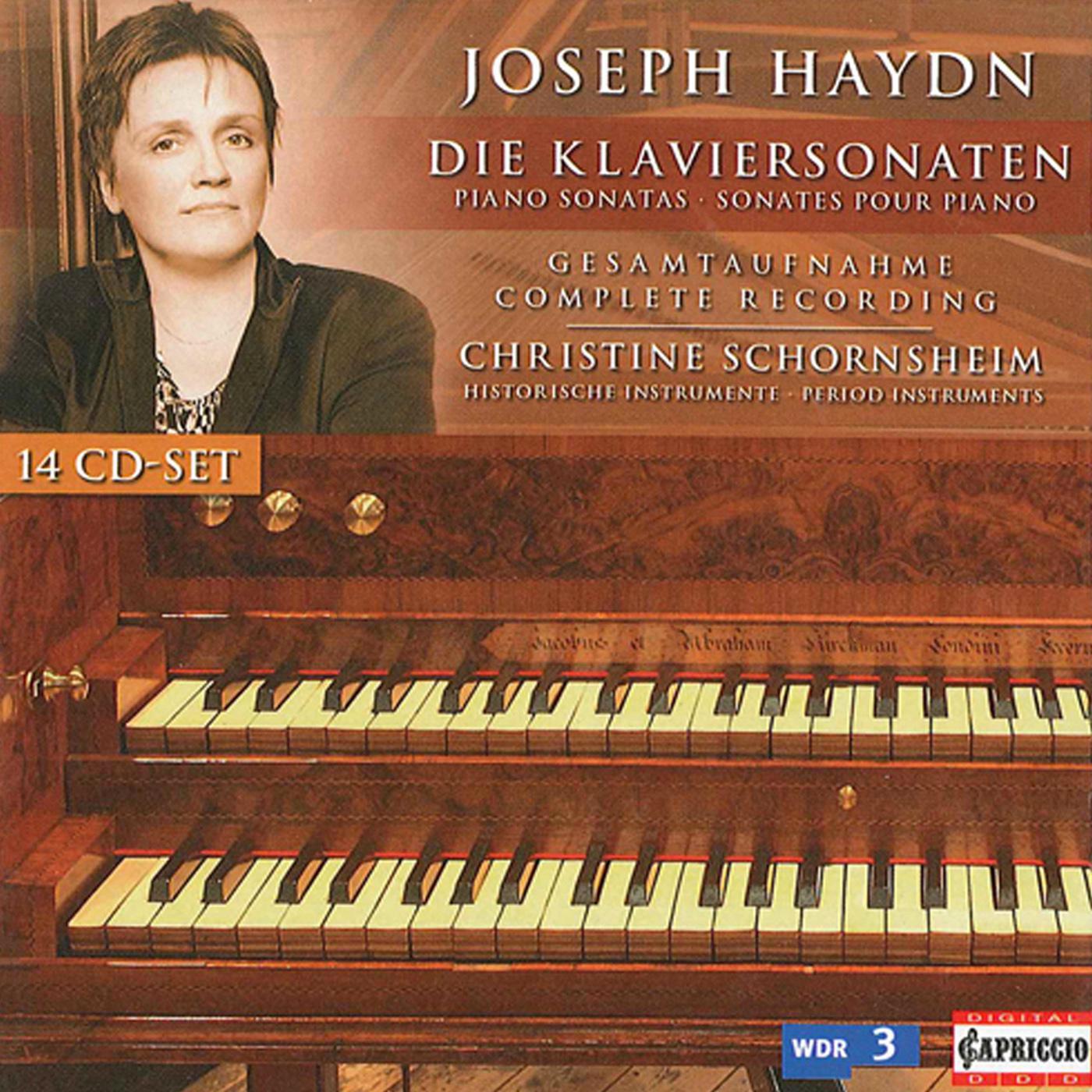 the keyboard sonatas of haydn and