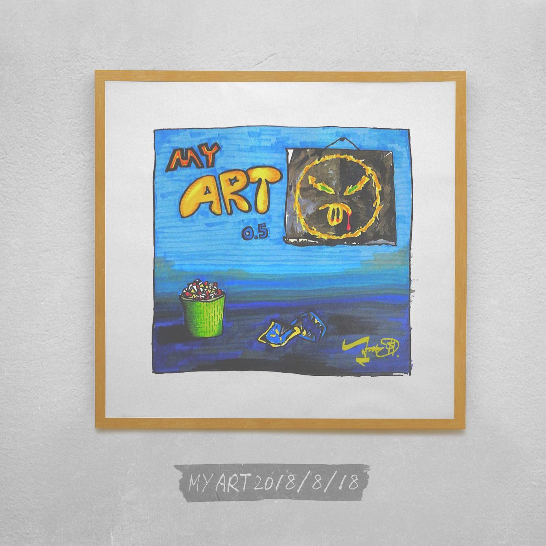 MY ART 0.5