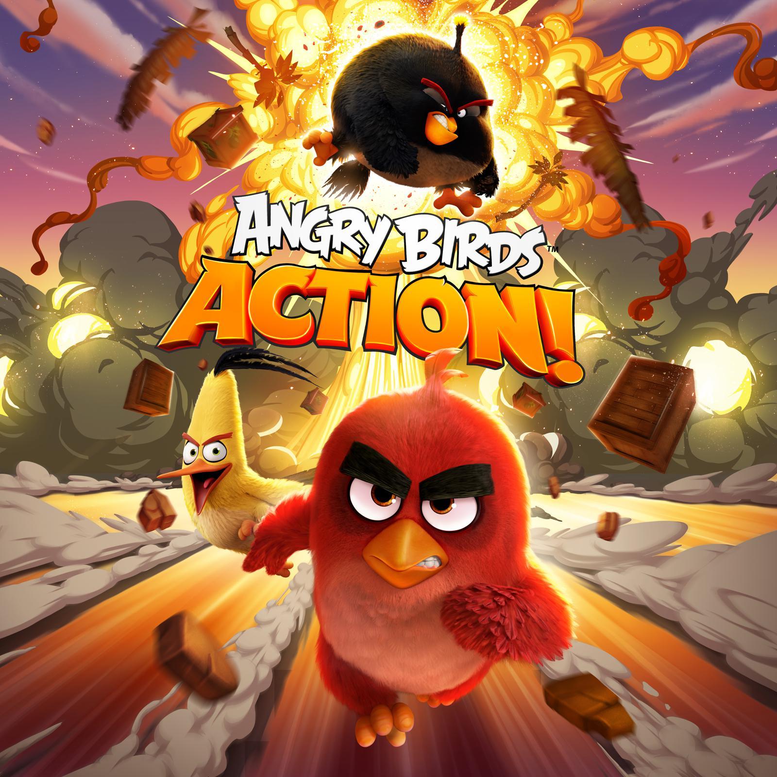 Angry Birds Hammier Things ilmari hakkola