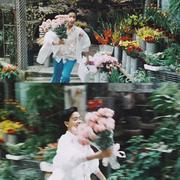 浪漫史|玫瑰藏于身后时刻期盼着与你赴约