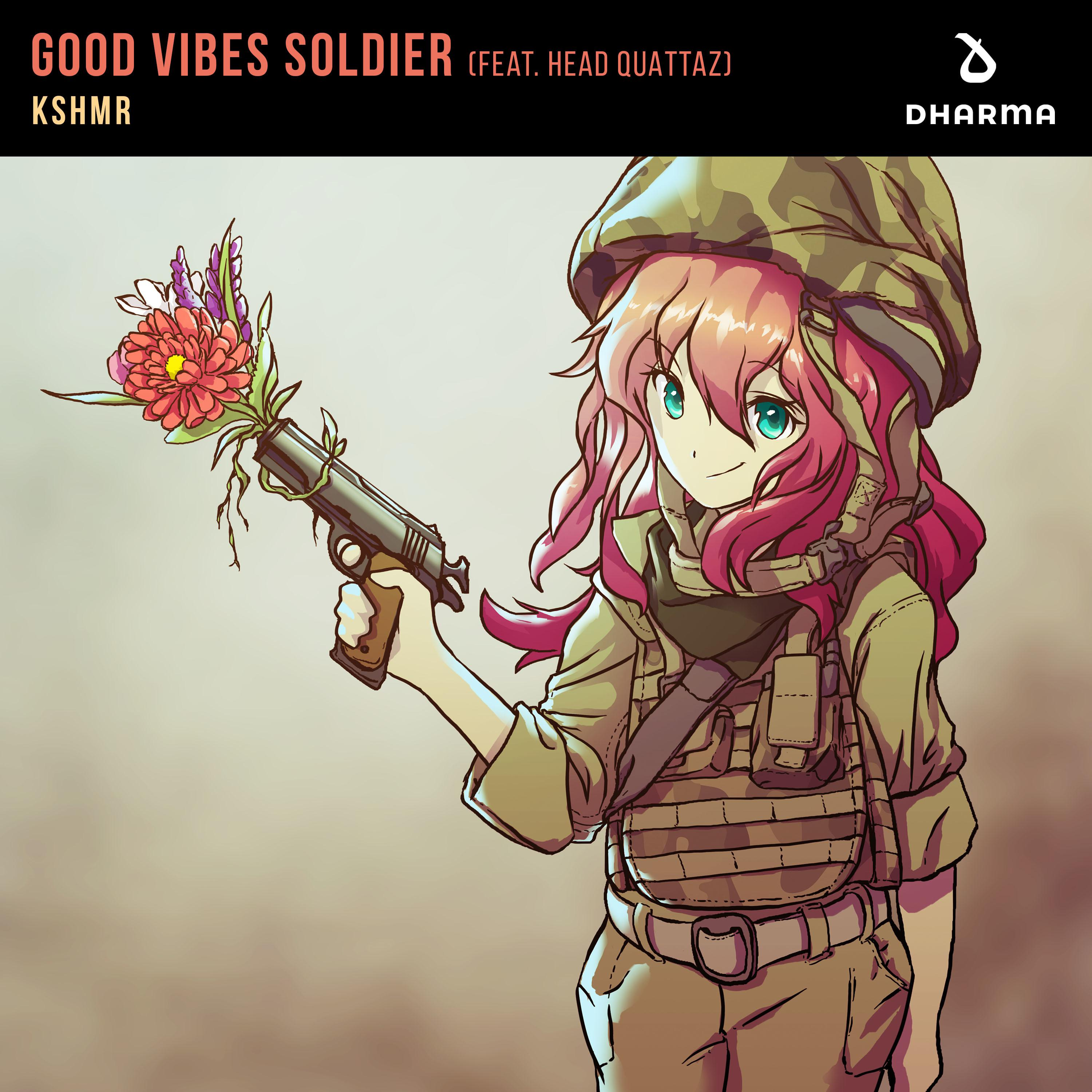 Good Vibes Soldier