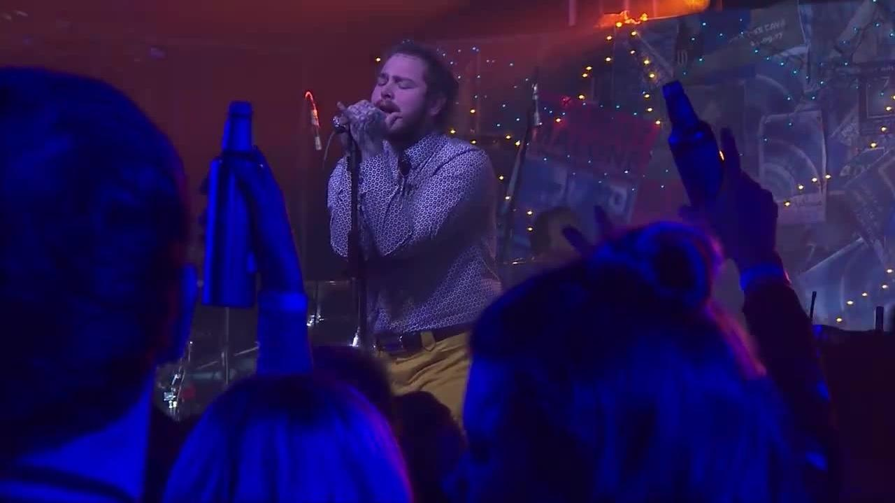 Psycho (Live From The Bud Light x Post Malone Dive Bar Tour