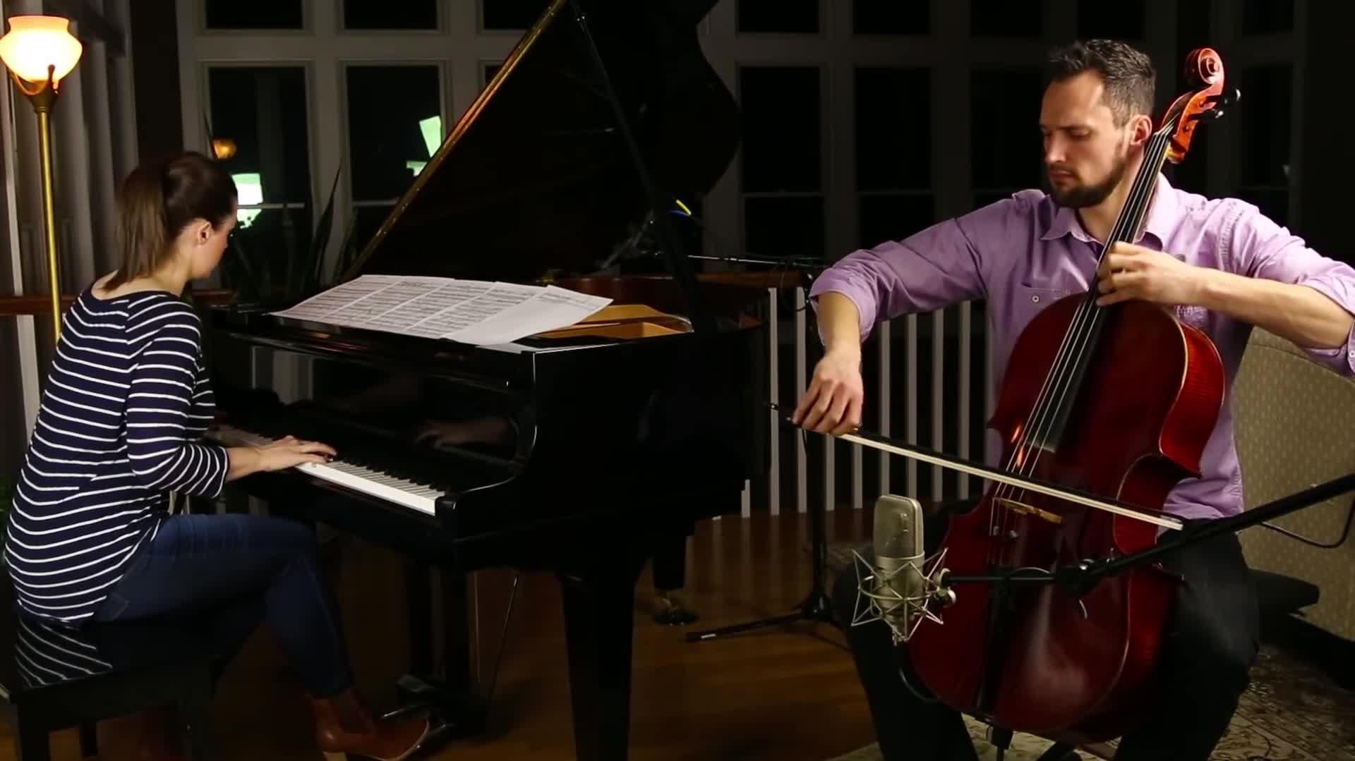 Elastic Heart (Cello-Piano Cover)