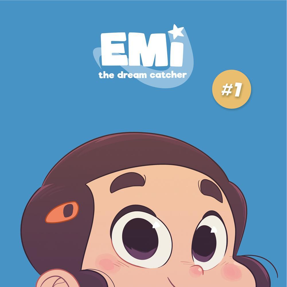 Emi The Dream Catcher #1