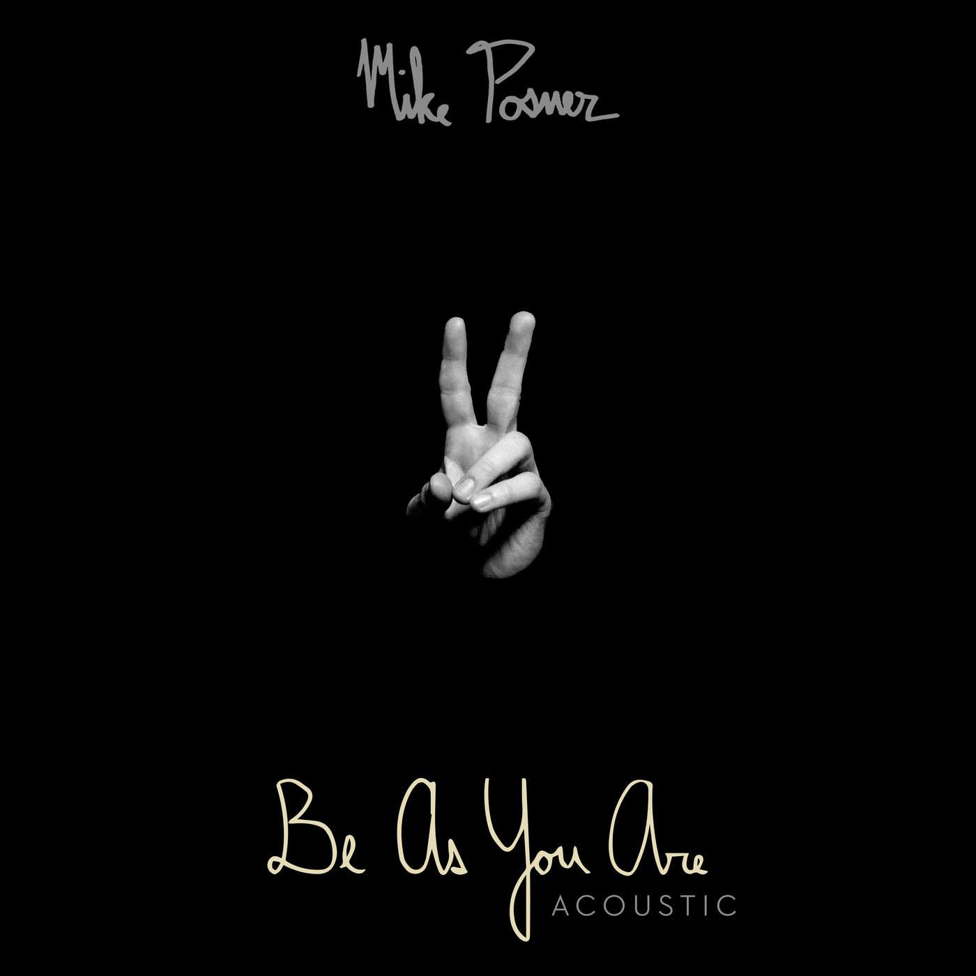 Mike Posner - Be As You Are (Acoustic) 静静聆听