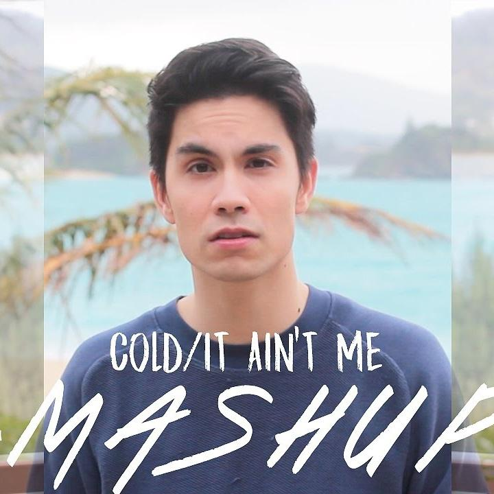 Cold and It Ain't Me MASHUP