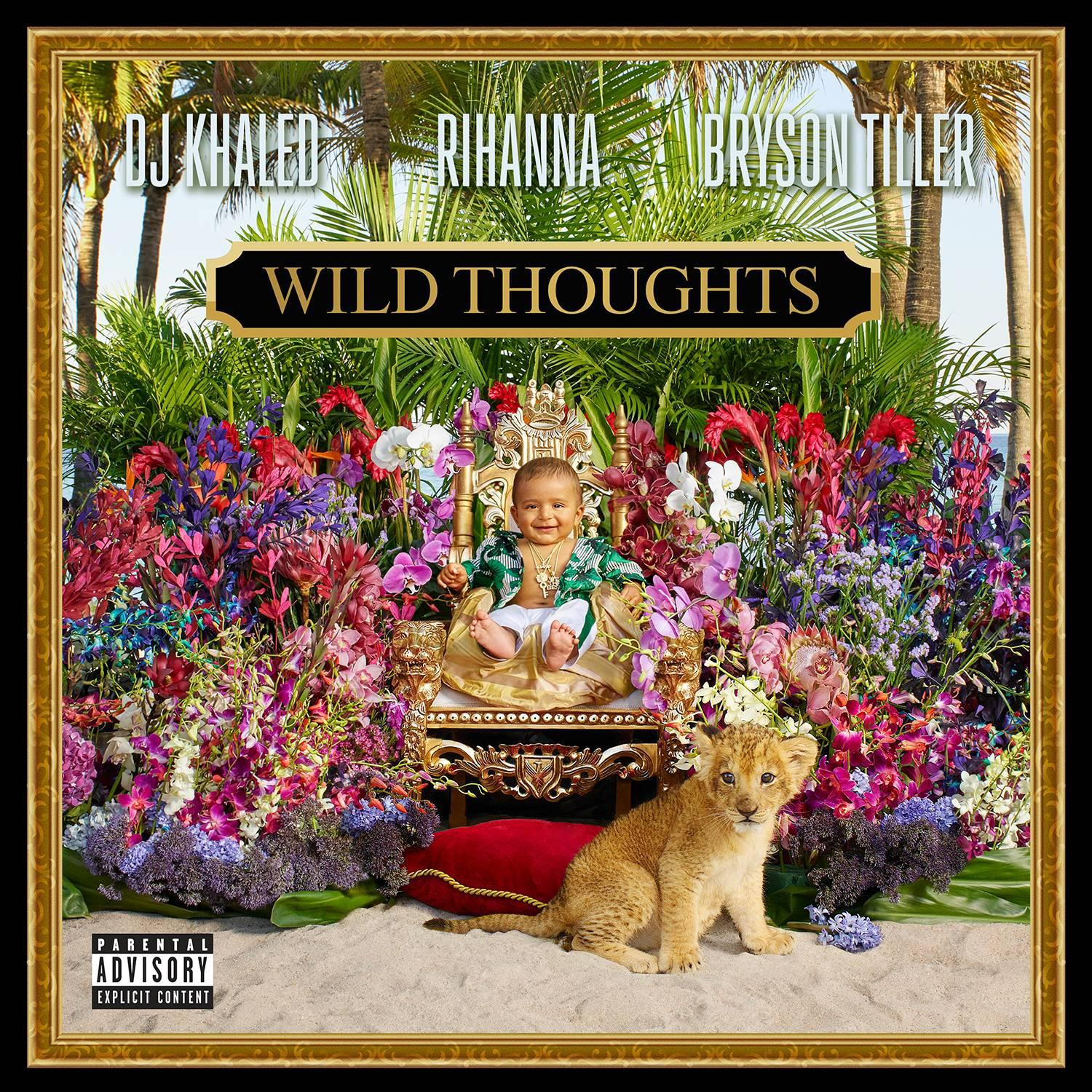 DJ Khaled - Wild Thoughts (Ft. Rihanna & Bryson Tiller)  日日被淹没的歌曲精选(二)