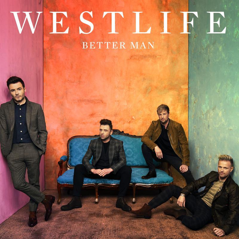 Westlife(西城男孩) - Better Man(新歌首发).音乐mp3.百度云网盘下载