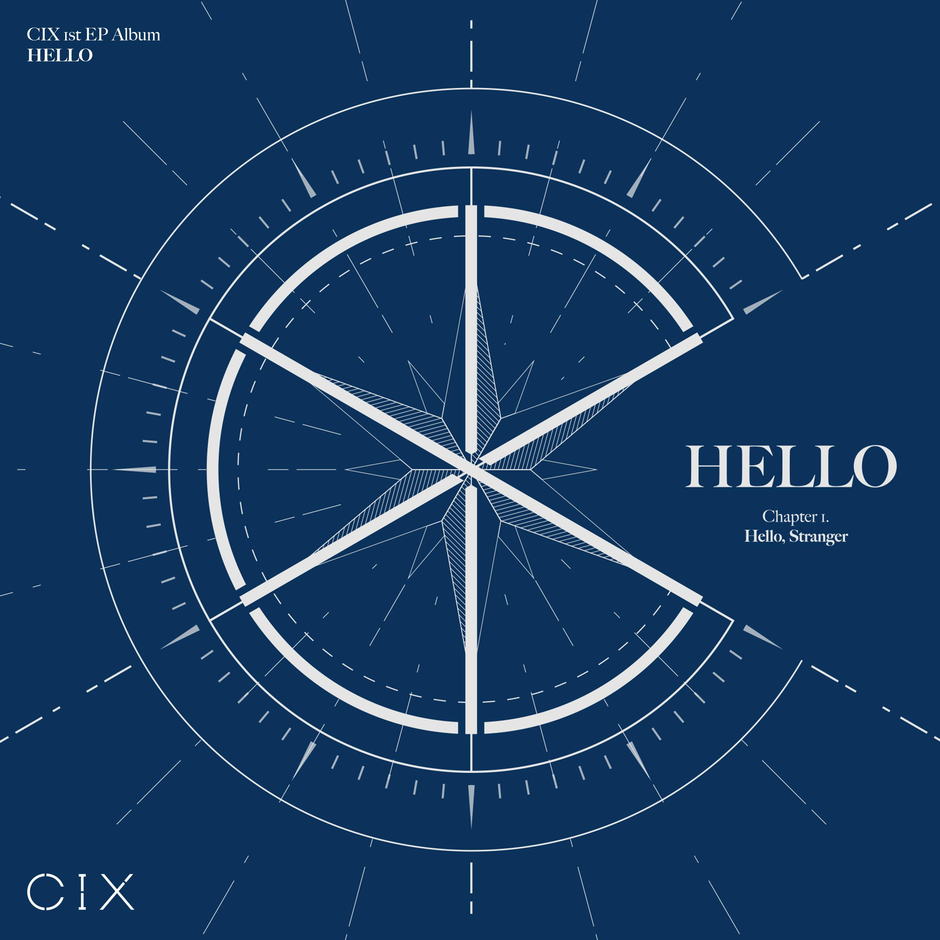 HELLO Chapter 1: Hello, Stranger