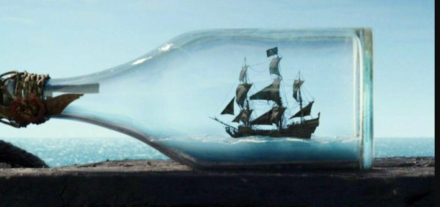 杰克船长的黑珍珠号