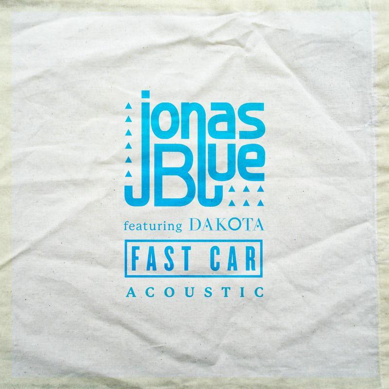 Jonas Blue - Fast Car (Acoustic) [Ft. Dakota]  快节奏电音的背后