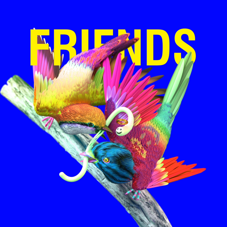 Friends (Remix)