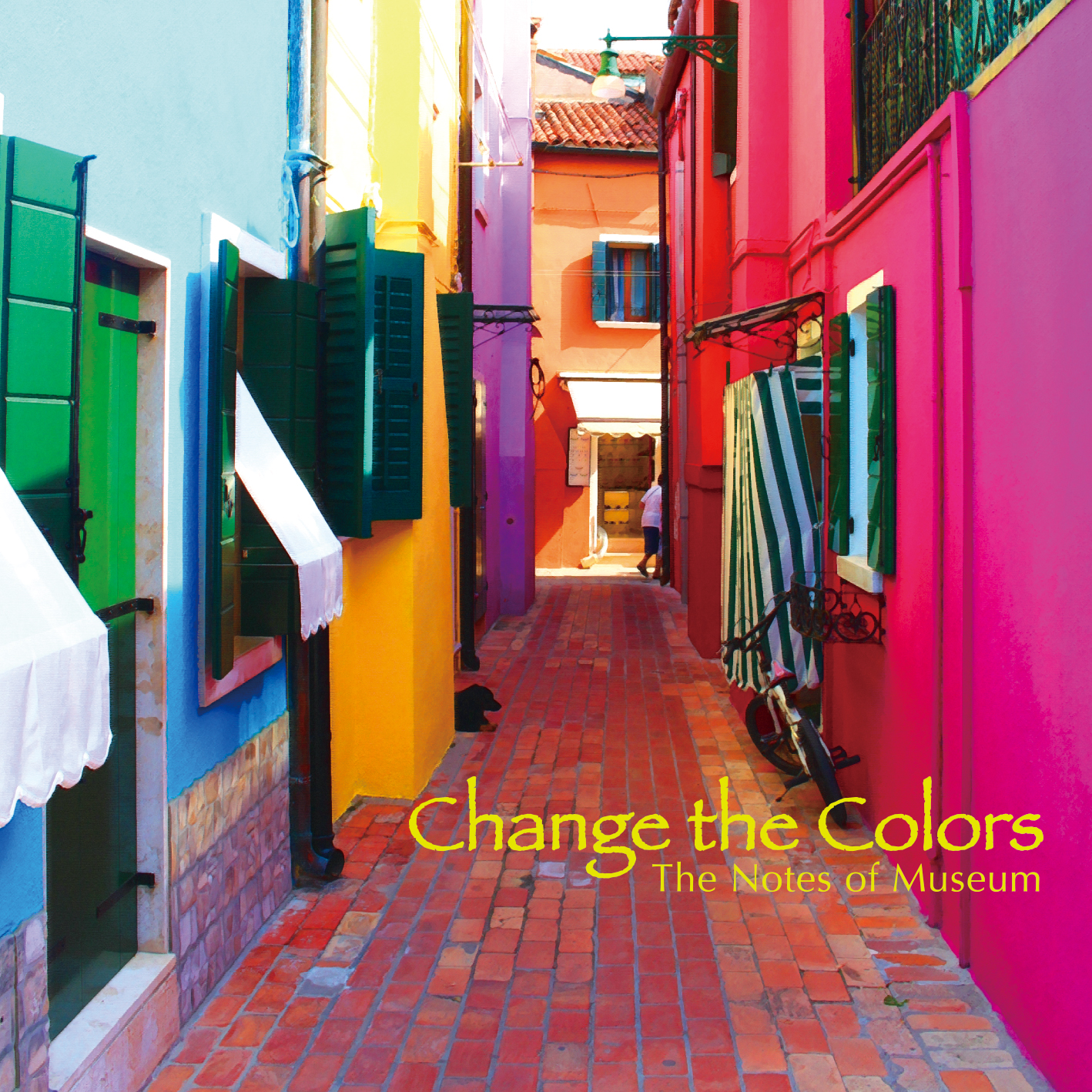 Change the Colors