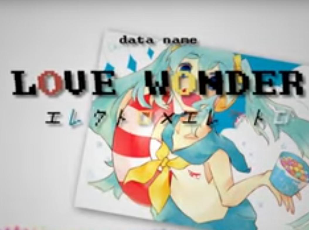 Love Wonder feat.Miku